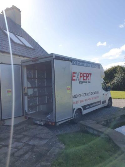 hire a removal company in Dublin