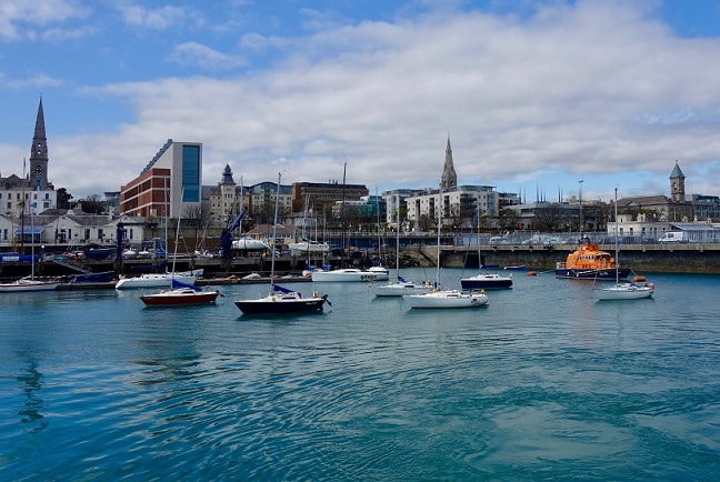 Moving company Dun Laoghaire Dublin