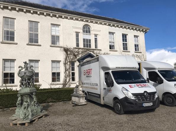 House Movers Dublin 2