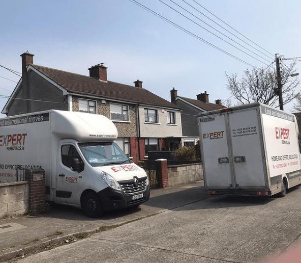 House Movers Dublin 8
