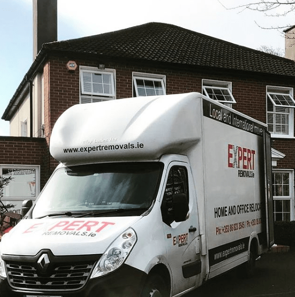 Movers in Dublin