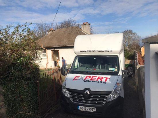 Moving company Dublin 1