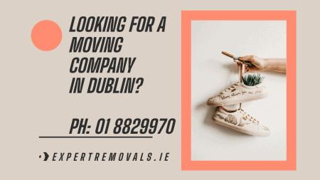 Cherrywood Moving Company Dublin