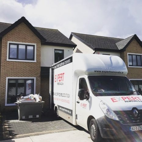 Home Movers and Storage Dublin
