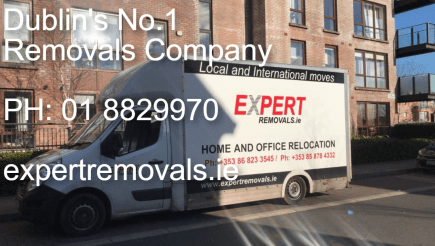 House removals cost dublin