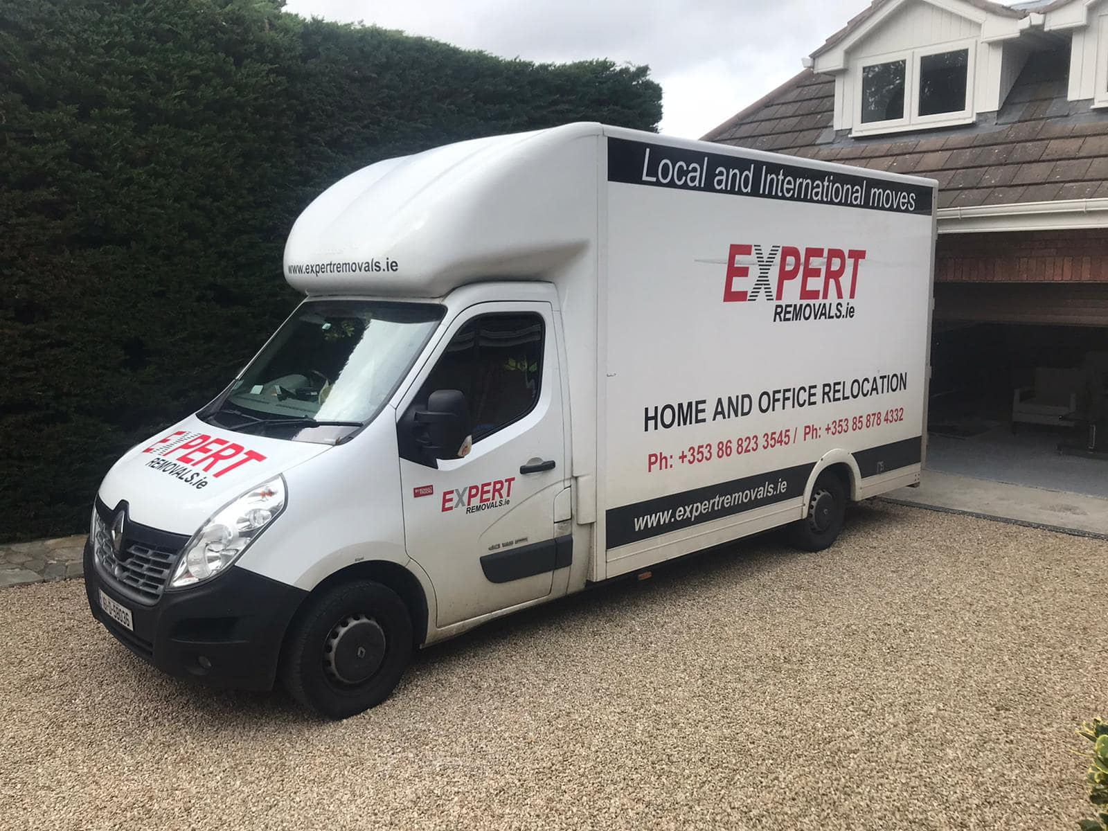 House Moving Made Easy with a Larger Removal Company